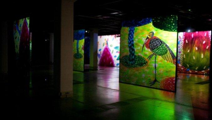 Glezniecība ir mana misija. Saruna ar mākslinieci Kristīni Luīzi Avotiņu