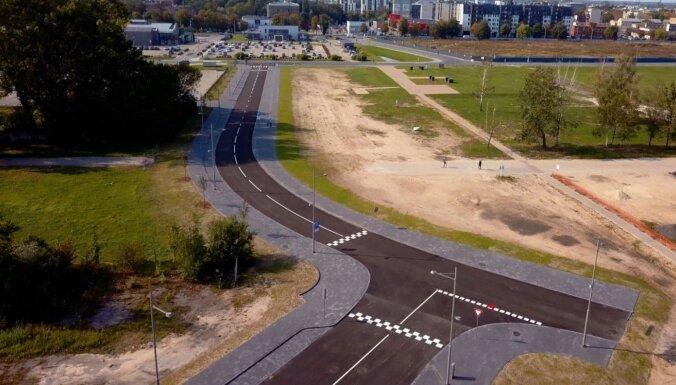 Rīgā izveidotas divas jaunas ielas