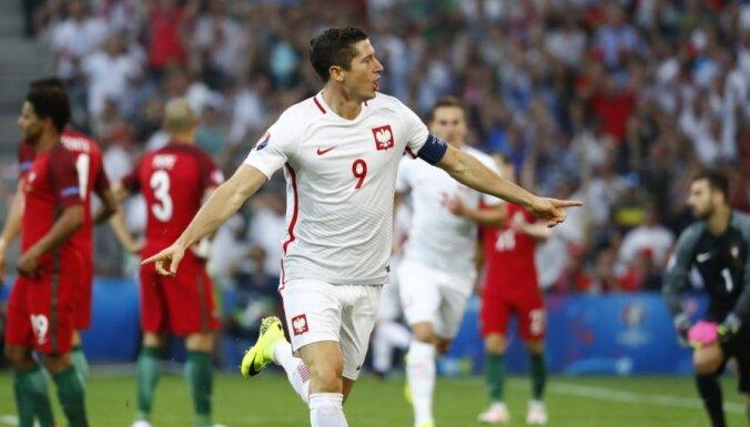 ВИДЕО: Левандовски стал автором второго по быстроте гола в истории ЕВРО