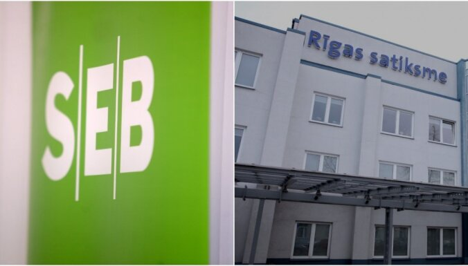 SEB banka отказался продлевать трехмиллионный овердрафт для Rīgas satiksme