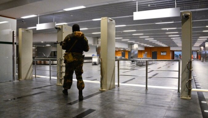 Сепаратисты в Донецке прекращают бои за аэропорт