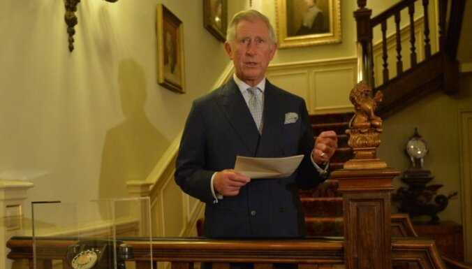 Принц Чарльз объяснил войну в Сирии изменением климата