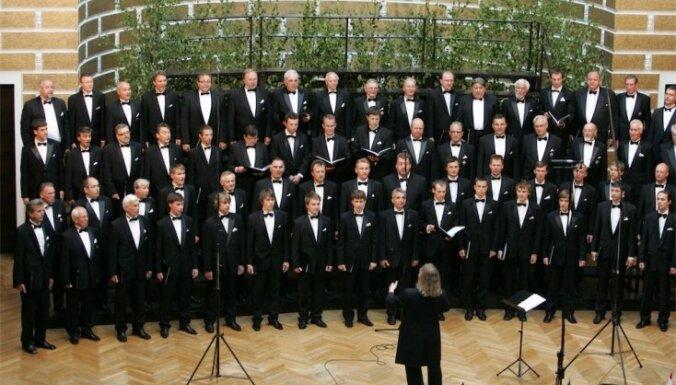Ciešanu laika koncertā vīru koris 'Gaudeamus' atskaņos Morisa Diriflē 'Mesa Cum Jubilo'