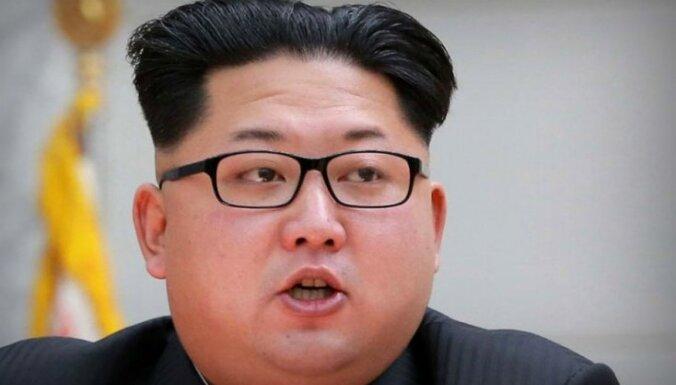 Kims mudina zinātniekus kodolieroču programmu attīstīt tālāk