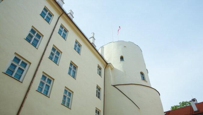 Реконструкция конвента Рижского замка отложена из-за археологических работ