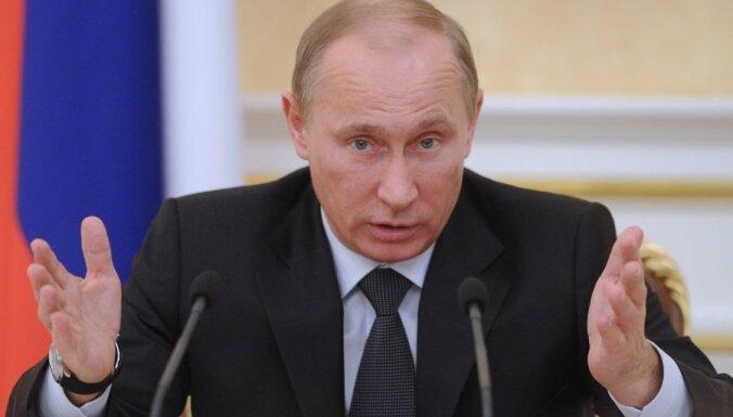 Путин не посетит майский саммит НАТО в Чикаго