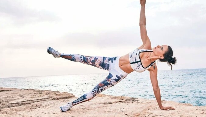 ФОТО. 4 мощных упражнения на все тело, которые можно выполнять где угодно
