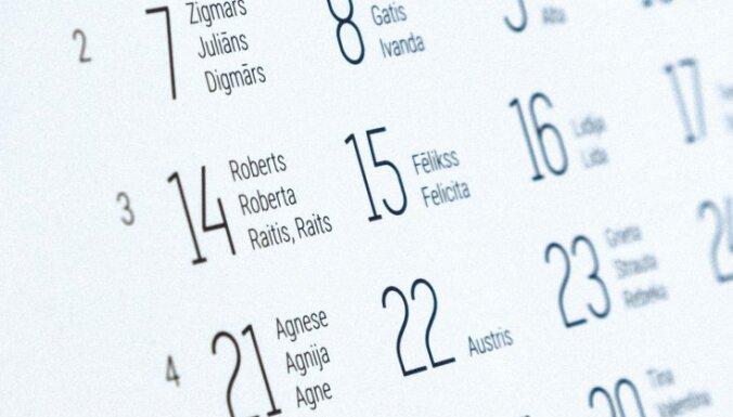 Эксперты анализируют феномен Софии и Роберта — самых популярных имен в Латвии на протяжении 10 лет
