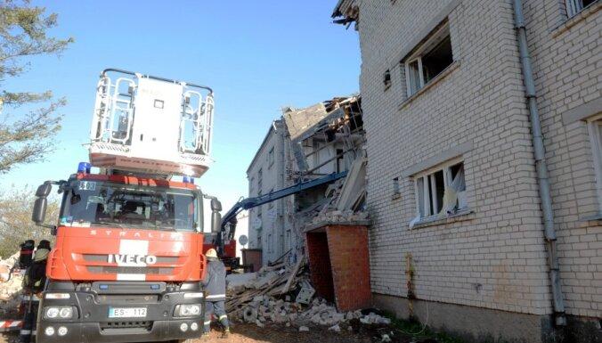 Mālpils novada dome konceptuāli nolemj lūgt valsts palīdzību sagruvušās mājas atjaunošanai