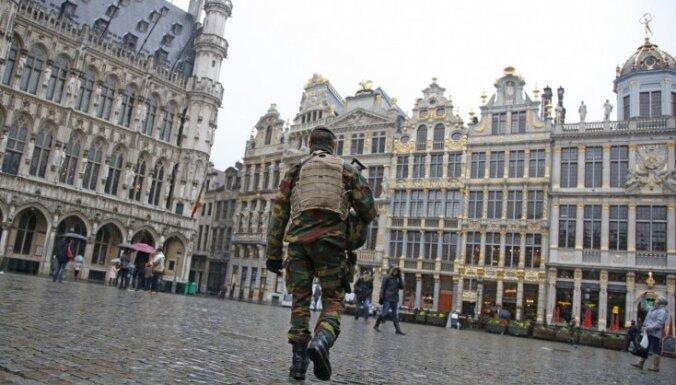 Ārlietu ministrija iedzīvotājus aicina neapmeklēt masu pasākumus Briselē