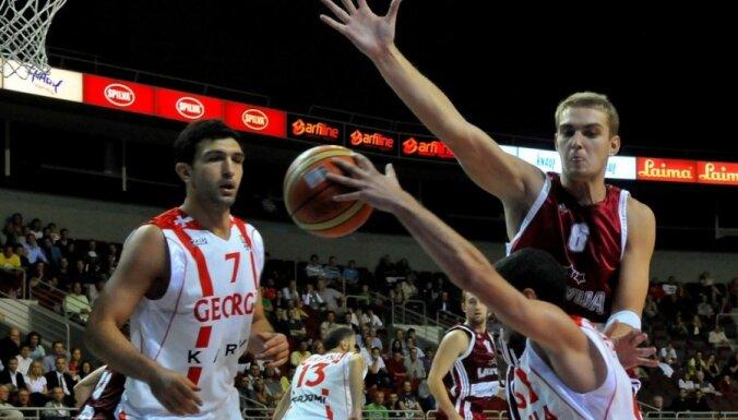 Парни Багатскиса упустили выигрыш в Тбилиси