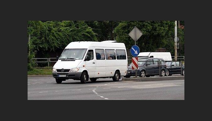 SC pārmet Liepājas domei plānus likvidēt maršruta taksometrus