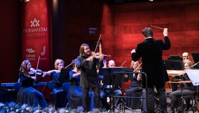 Dzintaru koncertzāles Ziemassvētku festivāls būs skatāms televīzijas kanālā 'ReTV'