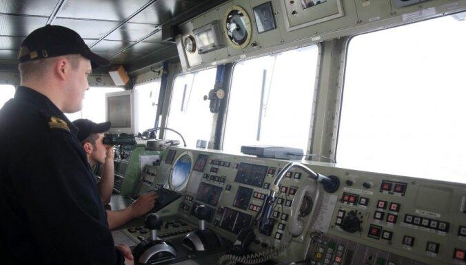 AM rosina atvieglot NATO karakuģu ienākšanu Latvijas ūdeņos