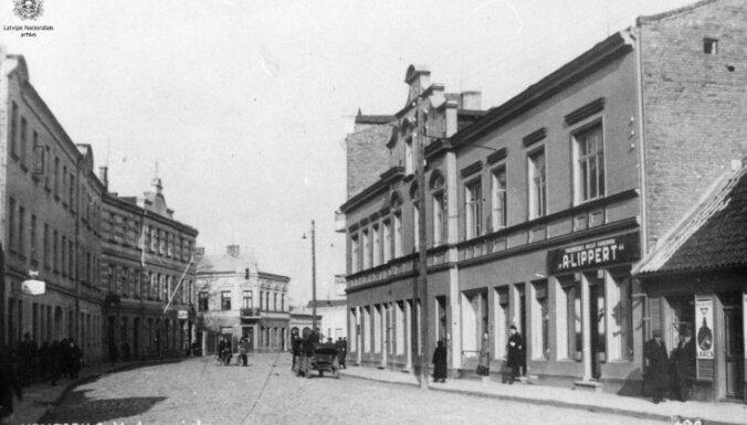 Ventspilij - 725: vēsturiski foto, kā pilsēta izskatījās pirms 80 gadiem