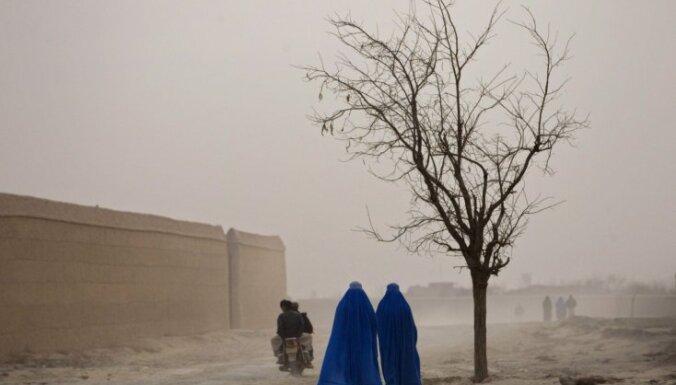 Teroristu grupējuma 'Taliban' līderis mudina Afganistānā stādīt vairāk koku