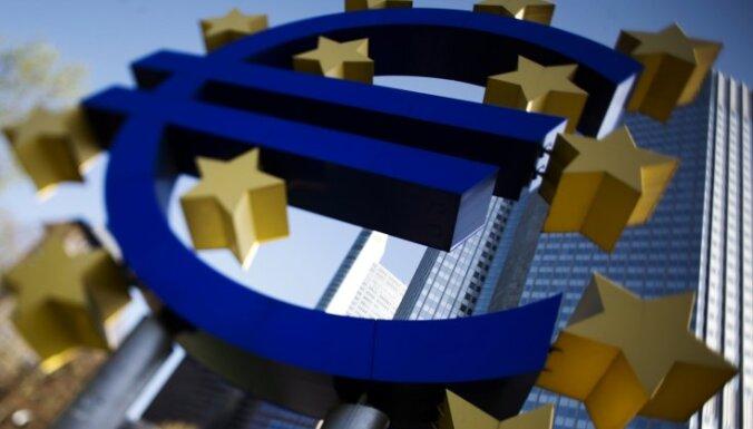 ECB gatava tirgū injicēt jaunu finansējuma devu