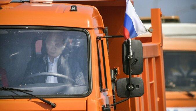 Ukrainā ierosināta krimināllieta pret Ļepsu un 22 citām krievu estrādes zvaigznēm