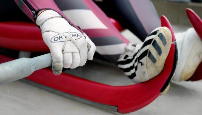 Siguldas trase septembra pēdējā sestdienā uzņems pirmās kamaniņu sporta sacensības