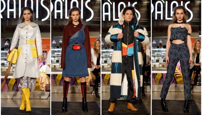Rīgas modes nedēļas pirmās skates: dumpinieciskā ielu mode