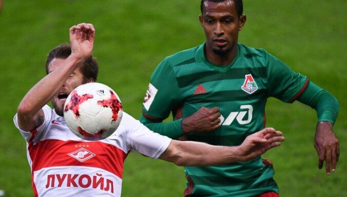 Lokomotiv Maico, Spartak Dmitry Kombarov