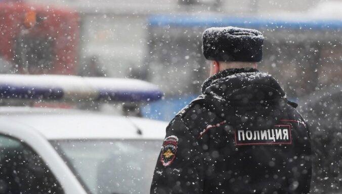 Krievijā aizturēti neatkarīgo municipālo deputātu foruma dalībnieki