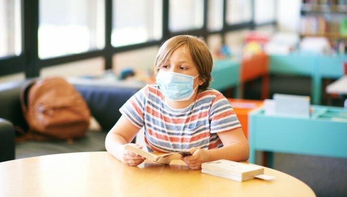 Savai un citu drošībai. Ko bērnam sacīt par sejas aizsargmasku valkāšanu
