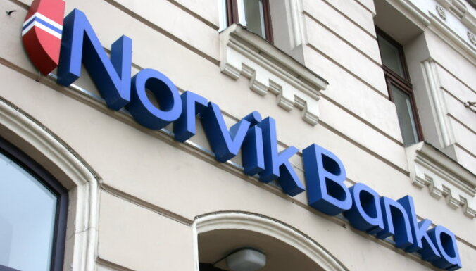 FKTK seko līdzi 'Norvik bankas' situācijai; lielu svārstību nav