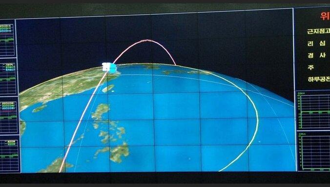 Tuvojas Latvijas pirmā satelīta 'Venta-1' palaišana orbītā
