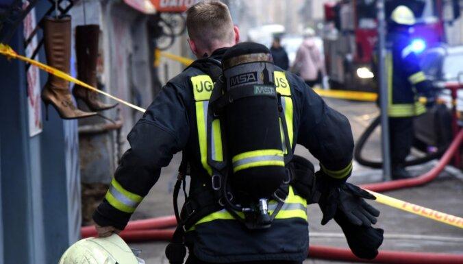 Рига: из-за утечки газа из дома эвакуировали 18 человек