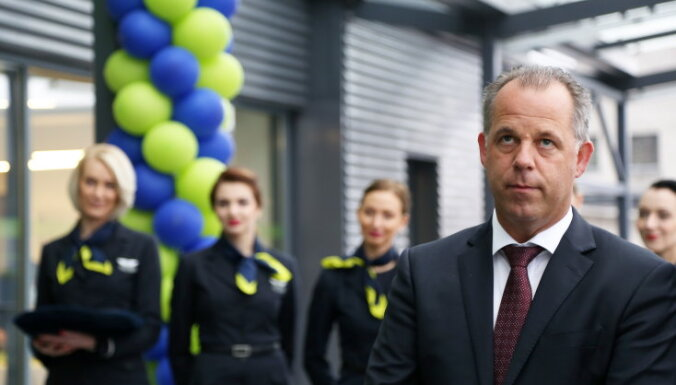 Глава airBaltic: рейс Рига - Нью-Йорк принесет пользу экономике Латвии