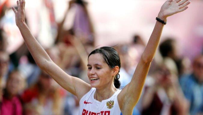 Россия берет второе золото, у представительниц Латвии— лучшие результаты в сезоне