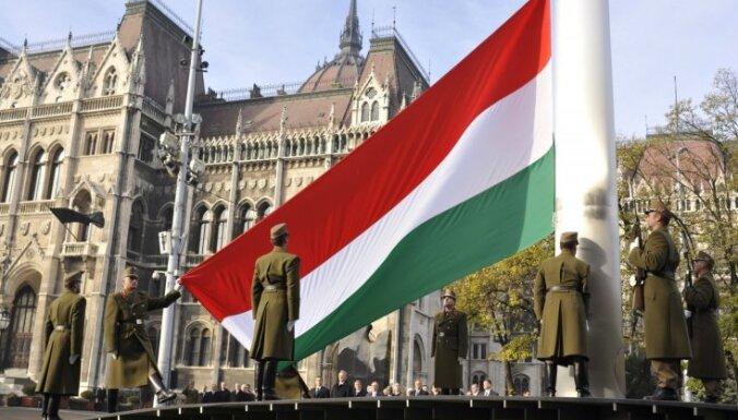 Ungārija noliedz, ka tās kopīgais kodolprojekts ar Krieviju apturēts