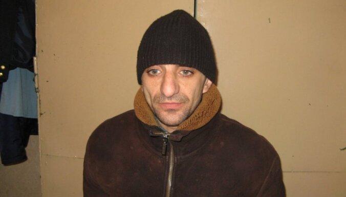 В Риге задержан грабитель: полиция ищет жертв