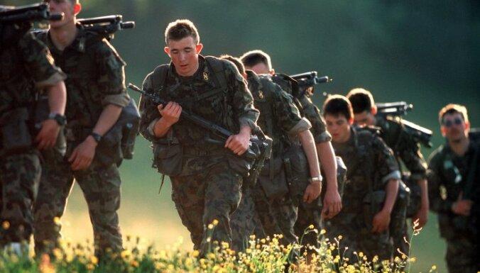 Армия Швейцарии на учениях отработала войну с Францией