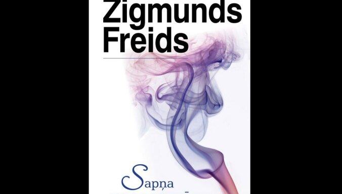 Latviski izdots Zigmunda Freida darbs 'Sapņa interpretācija'
