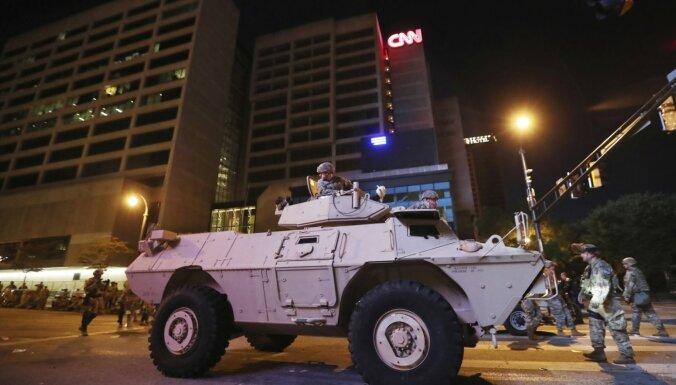 В США не утихают протесты из-за гибели Джорджа Флойда