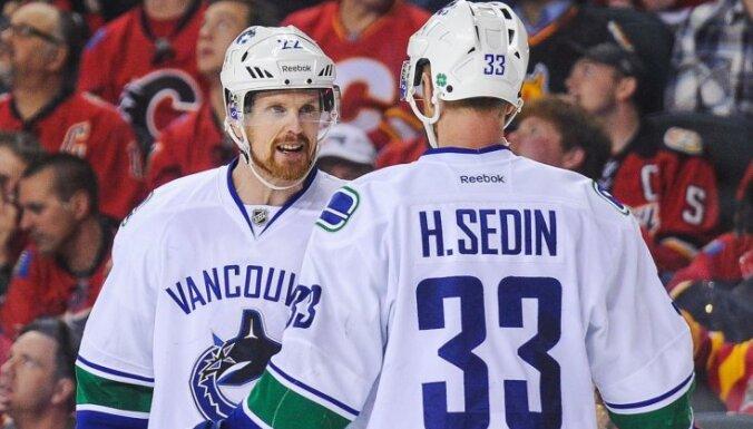 НХЛ: Хет-трик Нэша, у Д.Седина— 900 очков, у Марло— 1000, у Дацюка— первый гол