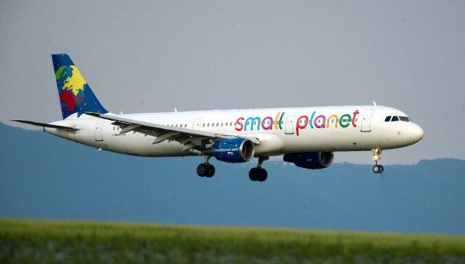 Lietuvas tiesa atsakās līdzēt glābt aviokompāniju 'Small Planet Airlines'