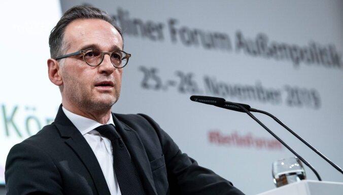 Глава МИД Германии: Европа не сможет защитить себя без США