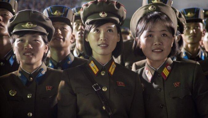 3,5 miljoni ziemeļkorejiešu brīvprātīgi gatavi pievienoties cīņai pret ASV, paziņo Phenjana