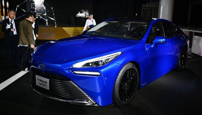 Водородные автомобили: энтузиазм в Азии, сомнения в Германии