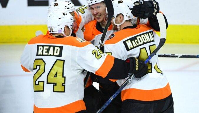Philadelphia Flyers Roman Lyubimov