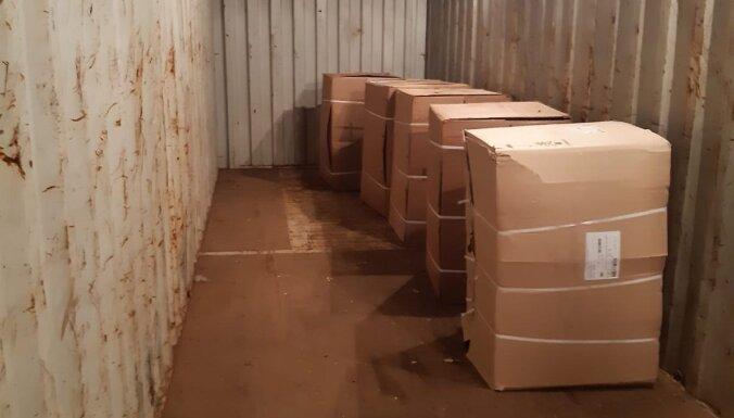 VID uzgājis divas tonnas tabakas lapu