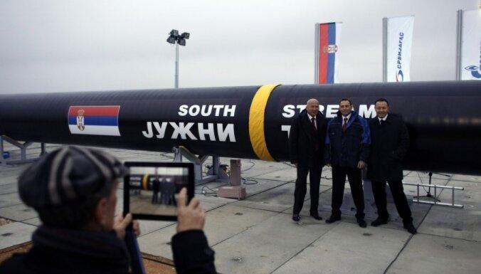 """""""Газпром"""" разорвал контракт с подрядчиком """"Турецкого потока"""""""