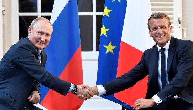 Путин впервые прокомментировал протестные акции в Москве
