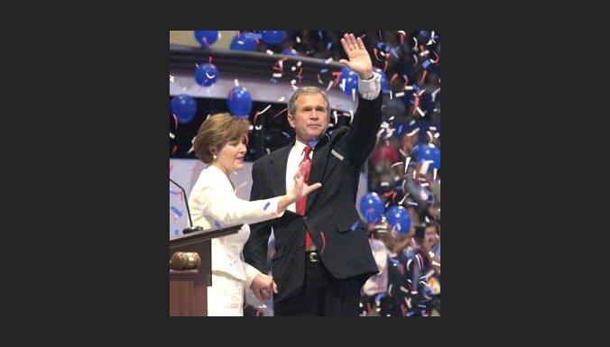 Джордж Буш - кандидат в президенты США