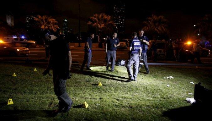 Серия нападений в Израиле: один человек погиб и 11 пострадали