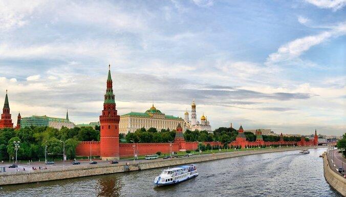 Ceļojums uz Maskavu