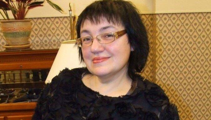"""Маме """"латвийских пиратов"""" Эльвире Эрлецке очень нужна еще помощь в борьбе с болезнью"""